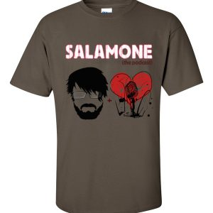 Salamone Podcast Tee