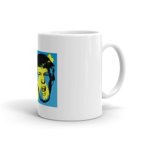 Fuck Trump 2 mug