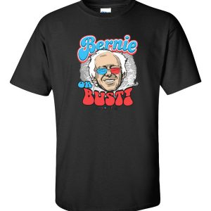 Bernie Or Bust tee