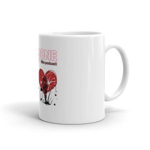 Salamone Podcast coffee mug
