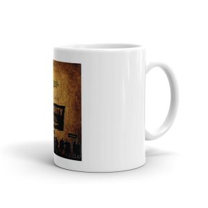 Solidarity album cover mug