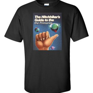 Hitchhiker's tee