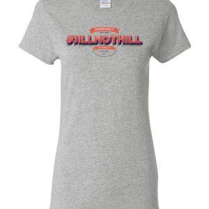 Women's #JillNotHill t-shirt