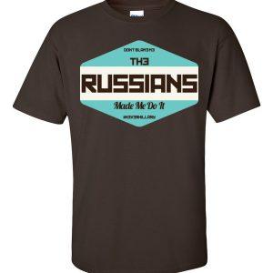 Blame Russia t-shirt