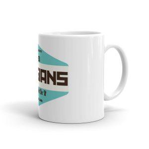 Blame Russia Mug